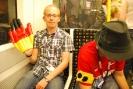Mit den sehbehinderten Gehern in London